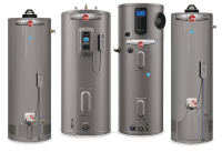 Purchase a Premium Water Heater and Pay NOTHING for 18 mos.