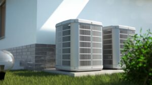 two-outdoor-ac-units-sitting-side-by-side
